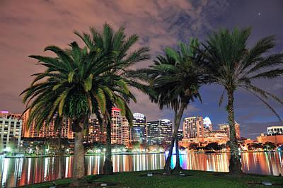 Photograph - Orlando by Songquan Deng