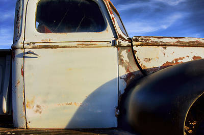 Photograph - Orlando's Pickup II by John Hansen