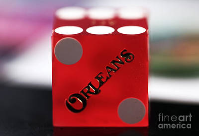 Photograph - Orleans Red by John Rizzuto