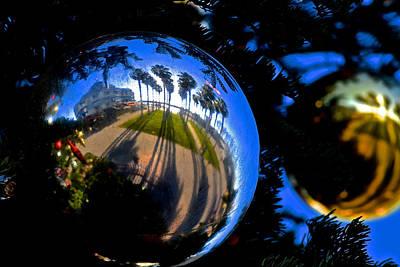 Photograph - Ornament Beach Reflection 2013 by Bill Owen