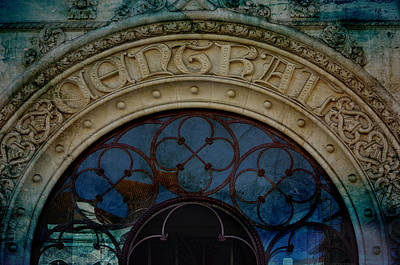 Stone Buildings Digital Art - Ornament - Lisbon by Mary Machare