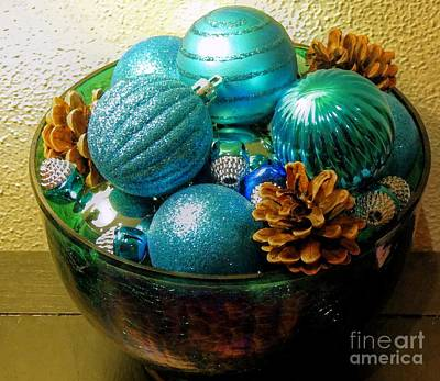 Photograph - Ornament Still Life by Chris Anderson