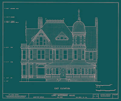 Photograph - Ornate House 1 by Andrew Fare