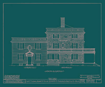 Photograph - Ornate House 8 by Andrew Fare