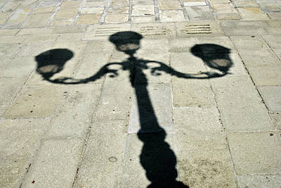 Photograph - Ornate Shadow by Christopher Rees