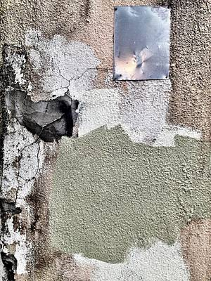 Abstract Wall Art - Photograph - Orphic Repairs by Kreddible Trout