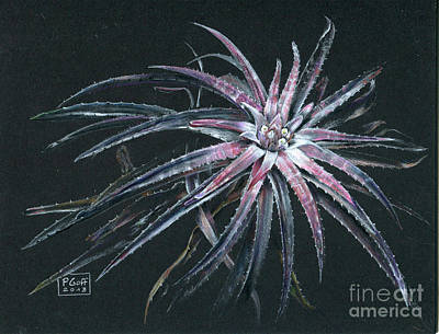 Painting - Orthophytum Ulei by Penrith Goff