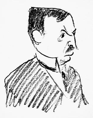 Oskar Pfister (1873-1956) Art Print by Granger