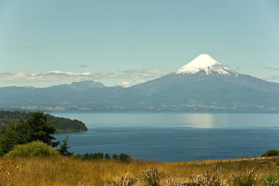 Photograph - Osorno by Kent Nancollas