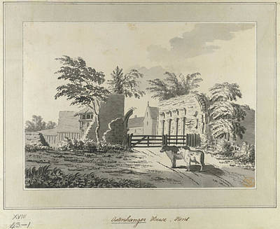 Stanford Wall Art - Photograph - Ostenhanger House by British Library