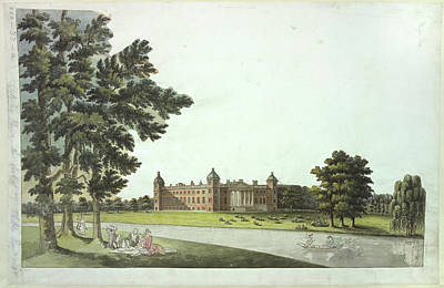 Must Photograph - Osterley House by British Library