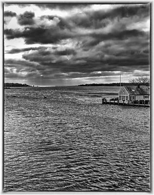 Osterville Art Print by Keith Woodbury