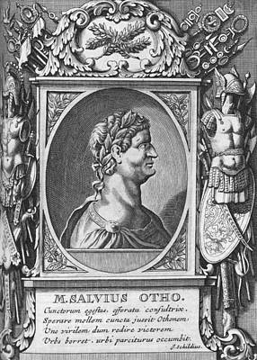 Caesar Augustus Photograph - Otho, Roman Emperor by Science Photo Library