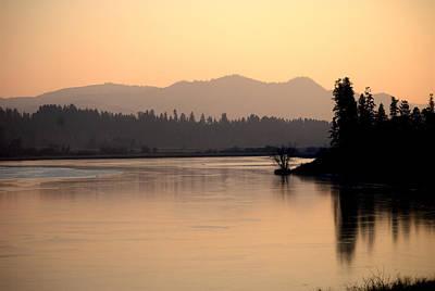 Photograph - Otter Lake Freeze by Michael Dohnalek