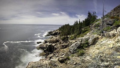 Photograph - Otter Point 4335 by Brent L Ander