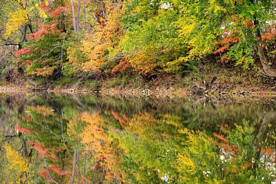 Photograph - Ouachita Fall - Arkansas by Gregory Ballos