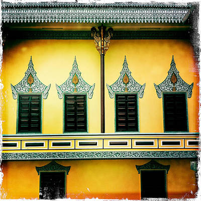 Photograph - Ounalom Pagoda II by Randy Green