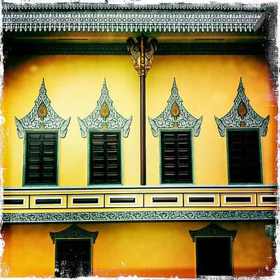 Photograph - Ounalom Pagoda II by Randy Green