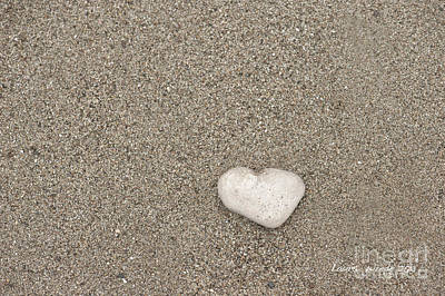 Our Beach Memories Art Print by Artist and Photographer Laura Wrede