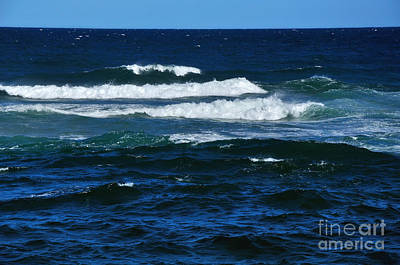 Photograph - Our Beautiful Ocean 2 by Kaye Menner