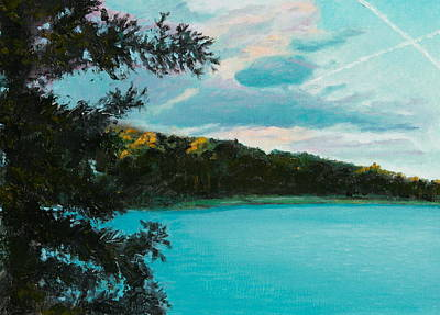 Painting - Our Beautiful Skies by Dan Koon