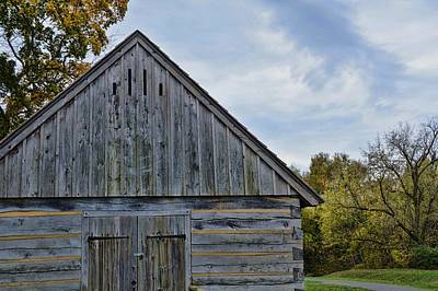 Photograph - Our Farm In The City by JAMART Photography