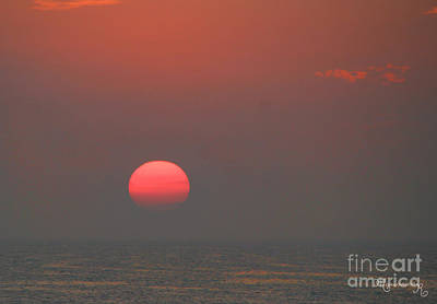 Photograph - Our Fiery Orb by Mariarosa Rockefeller
