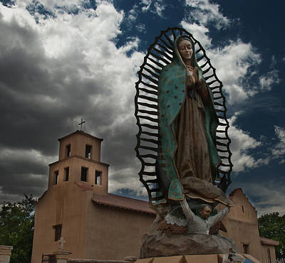 Photograph - Our Lady Of Guadalupe by Julie VanDore