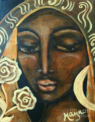 Our Lady Of Infinite Possibilities Art Print