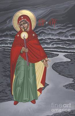 Painting - Our Lady Of The Lake 201 by William Hart McNichols