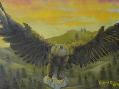 Our National Bird Art Print