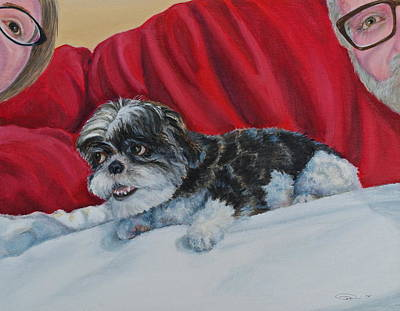 Painting - Our Pride And Joy by Michele Myers