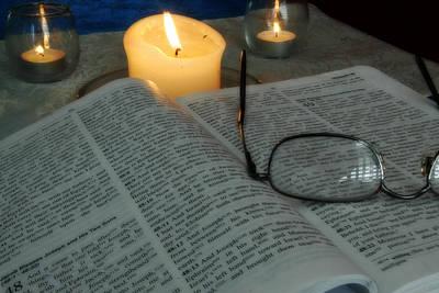 Shabbos Photograph - Our Shabbat by Corey Haynes