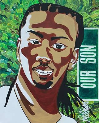 Our Son Art Print
