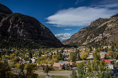 Photograph - Ouray 2 by Jim McCain