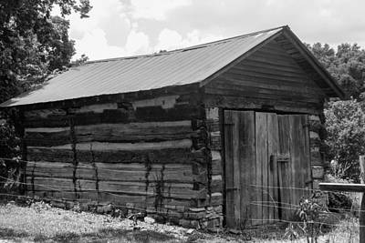 Photograph - Out Building At The Hermitage by Robert Hebert