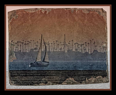 Photograph - Out For A Sail 3 by Ernie Echols