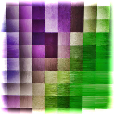 Digital Art - Out Of Square...four by Tom Druin