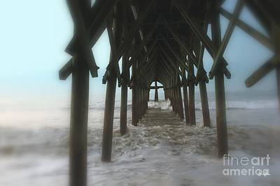 Photograph - Out Of The Blue by Geri Glavis