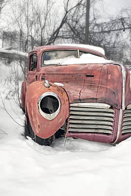 New Hampshire Photograph - Out Of The Past by Edward Fielding