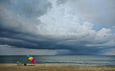 Photograph - Out To Sea - Outer Banks by Dana Sohr