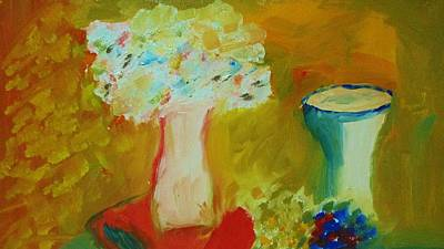 Painting - Outdoor Still Life by Steve Jorde