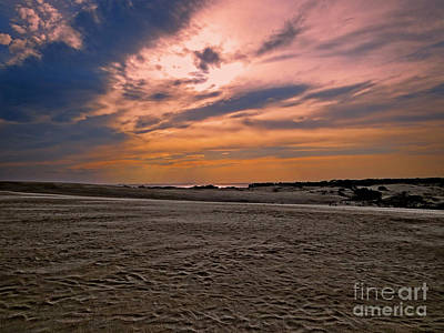 Photograph - Outer Banks Sunset by Dawn Gari