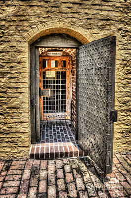 Photograph - Outer Door by Dale Powell
