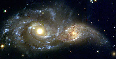 Photograph - Outer Space Two Nine Nine by Nasa Usgs
