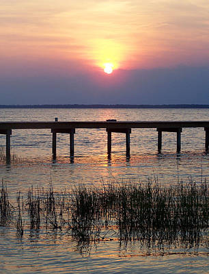 Photograph - Outerbanks Nc Sunset by Sandi OReilly