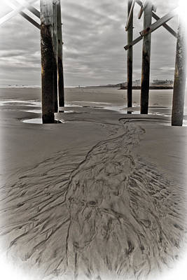 Photograph - Outgoing Tide by Francis Trudeau