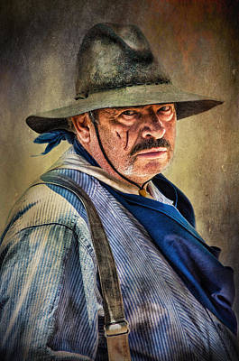 Photograph - Outlaw by Barbara Manis