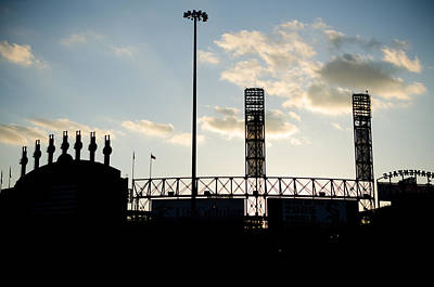 Photograph - Outside Comiskey Park by Anthony Doudt