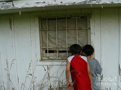 Photograph - Outside Looking In by Jane Ford